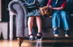 Hogyan neveljünk egyszerre kutyát és gyereket?