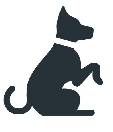 Kutyabarát helyek icon